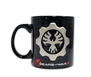 Just Funky Gears of War 4 COG Emblem 10oz Ceramic Coffee Mug