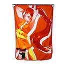 Crunchyroll Hime Lightweight Fleece Throw Blanket, 45 x 60 Inches