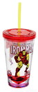 Just Funky JFL-MARVCACR8397-C Marvel Retro Iron Man 19oz Carnival Cup