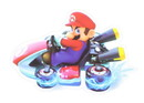 Just Funky Mario Kart 4-Inch Auto Magnet