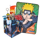 Just Funky JFL-NARUBPAC-27927-C Naruto Shippuden LookSee Collector's Box Includes 5 Naruto Themed Collectibles