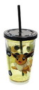Just Funky JFL-PKM-CC-10175-C Pokemon Eevee 18oz Carnival Cup w/ Floating Confetti Pokeballs