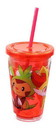 Just Funky JFL-PKM-CC-7329-C Pokemon Group 18oz Carnival Cup w/ Floating Confetti Pokeballs