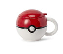 Just Funky JFL-PKM-CMG-11612-C Pokemon Pokeball Mug with Lid