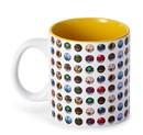 Just Funky JFL-PKM-CMG-2968-JFC-C Pokemon Multi Pokeball 20oz Coffee Mug