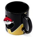 Just Funky JFL-PKM-CMG-4339-C Pokemon Pikachu & Pokeball Spinner 16.9oz Ceramic Mug