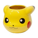 Just Funky JFL-PKM-CMG-C Pokemon Pikachu 16oz 3D Sculpted Mug