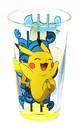 Just Funky JFL-PKM-GLS-7233-C Pokemon Pikachu Pokeball Bottom 16oz Pint Glass