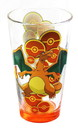 Just Funky JFL-PKM-GLS-7336-C Pokemon Charizard 16oz Pint Glass