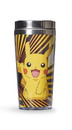 Just Funky JFL-PKM-TRL-4572-C Pokemon Pikachu 16oz Travel Mug