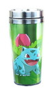 Just Funky JFL-PKM-TRL-5993-C Pokemon Bulbasaur 16oz Travel Mug
