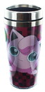 Just Funky JFL-PKM-TRL-8437-JFC-C Pokemon Jigglypuff 16oz Travel Mug
