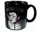 Audrey Hepburn Beautiful and Dangerous 20oz Ceramic Coffee Mug