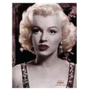 Marilyn Monroe Portrait Lightweight Fleece Throw Blanket, 45 x 60 Inches