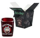 Just Funky JFL-RM-SG-16815-C Rick and Morty Szechuan Dipping Sauce Shot Glass