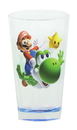 Just Funky Super Mario Galaxy Mario and Yoshi Pint Glass