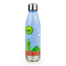 Just Funky Super Mario Bros 17oz Stainless Steel Water Bottle