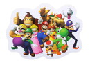 Just Funky Super Mario Bros. Party Car Decal