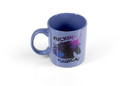 Just Funky Magical Unicorn Ceramic Coffee Mug | Make A Bold Statement | Holds 20 Ounces