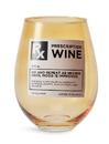 Just Funky Rx Prescription 30-Oz Stemless Wine Glass