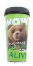 Just Funky Ted 2 You Make History Come Alive Travel Mug