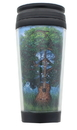 Just Funky Nature Roots 16oz Travel Mug w/ Lid