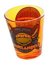 Just Funky Teenage Mutant Ninja Turtles Orange Michelangelo Shot Glass