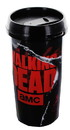 Just Funky JFL-WD-TRL-3073-C The Walking Dead Rick Grimes 16oz Travel Mug