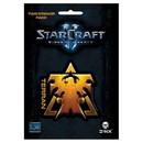 Jinx StarCraft II: Wings of Liberty Multi-size Sticker 2-Pack: Terran, Gold