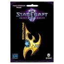Jinx StarCraft II: Heart of the Swarm Multi-size Sticker 2-Pack: Protoss, Yellow