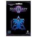Jinx StarCraft II: Heart of the Swarm Multi-size Sticker 2-Pack: Terran, Blue