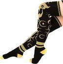 Jinx Diablo III Mistress Of Pain Socks Black