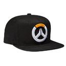 JINX JNX-6007-C OverWatch Frenetic Snapback Hat Black