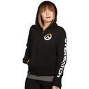 Overwatch Logo Women's Zip-Up Hoodie, X-Large