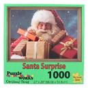 JPW JPW-80802SUR-C Santa Surprise 1000 Piece Jigsaw Puzzle
