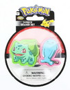 Just For Laughs Pokemon Eraser 2-Pack: Bulbasaur & Wobbuffet