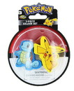 Just For Laughs Pokemon Eraser 2-Pack: Pikachu & Squirtle