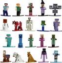 Jada Toys JTY-30770-C Minecraft Nano Metalfigs 20 Pack Wave 2, 1.65 Inch Die-Cast Metal Figures