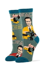 JY Instyle Mister Rogers Be My Neighbor Women's Crew Socks - One Size