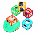 Group Sales National Toy & Gift Smithsonian Kids Interactive Animal Cubes Learning Game With Sound