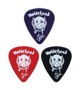 Locoape Motorhead Collectible Warpig Guitar Picks, Set of 3