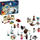 Lego LEG-75981-C Lego Harry Potter Advent Calendar 75981, 24 Gifts