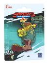 Lineage Studios LIN-LS-SOR4-AXEL-C Streets Of Rage 4 Axel Stone Luxury Enamel Icon Pin