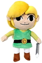 """Little Buddy LTB-1367-C Legend Of Zelda Wind Waker Link 8"""" Plush"""