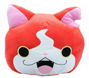 Little Buddy Yo-kai Watch Jibanyan 15-Inch Plush Pillow