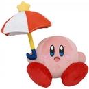 Little Buddy Kirby Nintendo 7 Inch Plush - Parasol Kirby