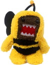 "License 2 Play LTP-645-C Domo Bumble Bee 4"" Clip On Plush"