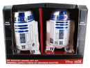 License 2 Play Inc Star Wars R2-D2 Sculpted Ceramic Gift Set: Mug and Bank
