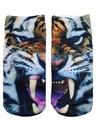 Living Royal Tiger Photo Print Ankle Socks