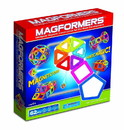Magformers  MAG-63070-C Magformers Magnetic 62 Piece Set